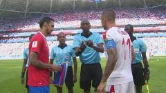 Mondiali, Costa Rica-Serbia: partita intera