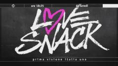 """Love Snack"" torna su Italia 1!"