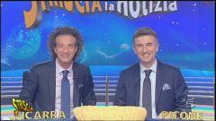 Filippo Nardi non saluta Eva Henger thumbnail