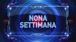Settimana 9 - seconda parte, Italia 1