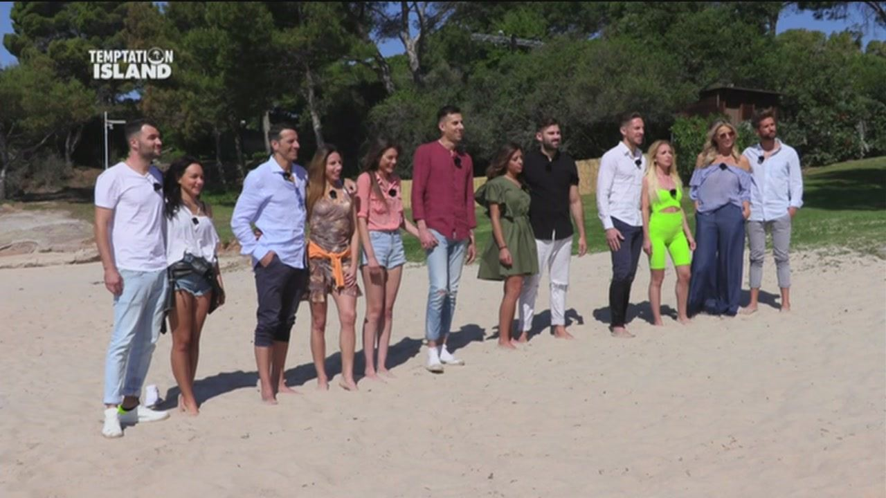 Temptation Island: la prima puntata del 24 giugno 2019 in streaming