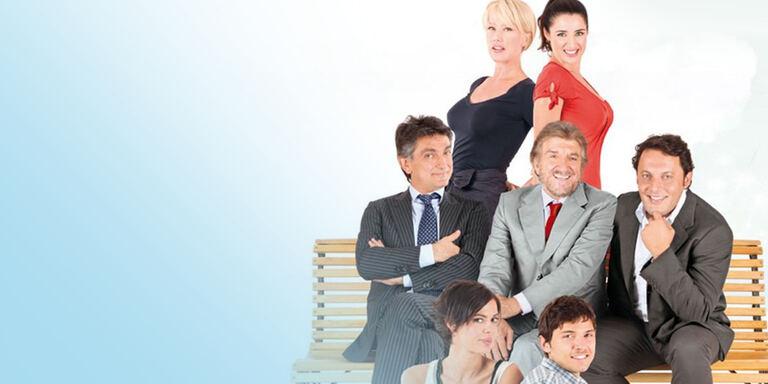 Canale 5 La vita e' una cosa meravigliosa