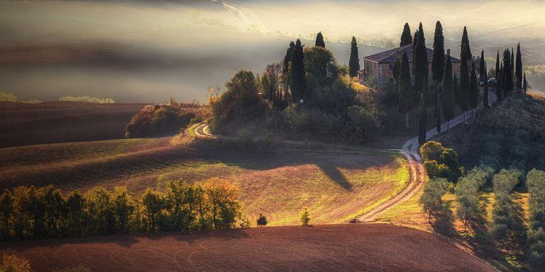 Canale 5 Luoghi di Magnifica Italia