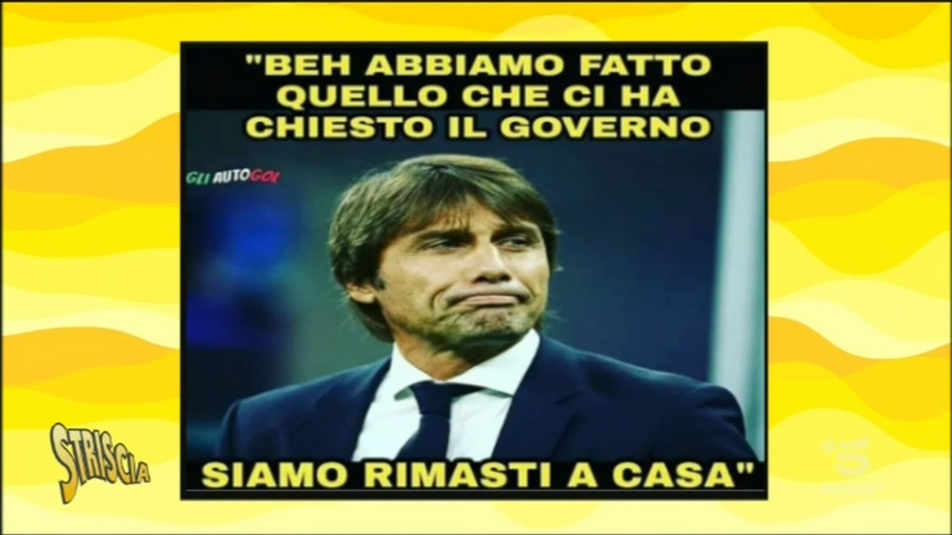 Juve Inter Sui Social I Meme Piu Divertenti Striscia La Notizia Video Mediaset Play