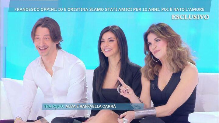 Lo Scherzo Di Francesco Alla Mamma Alba Parietti Domenica Live Video Mediaset Play