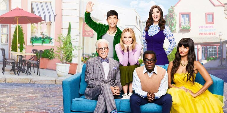 Italia 1 The Good Place - PrimaTv