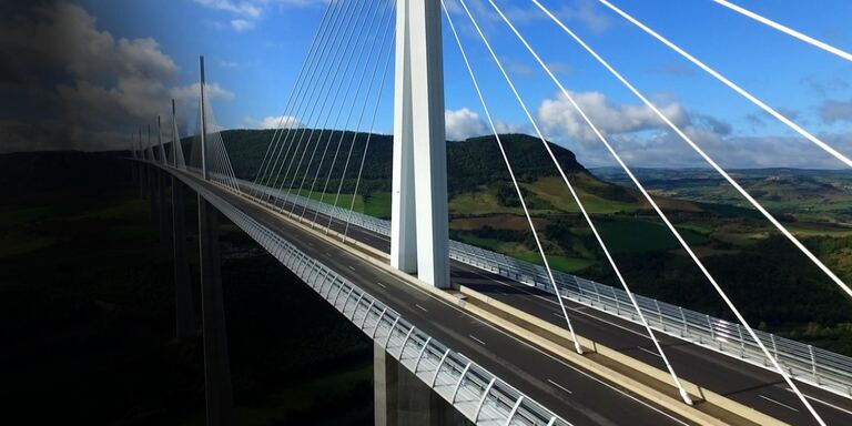 Focus Giant constructions - the world's most spectacular bridges