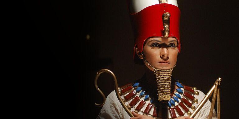 Focus Secrets of egypt's lost queen