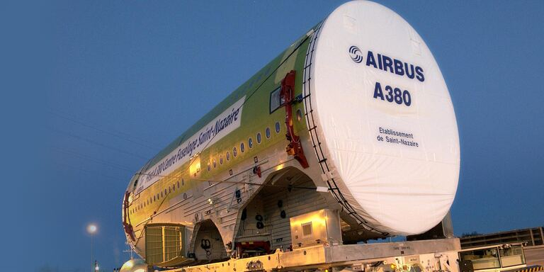 Focus Giant of the sky: building the airbus A380