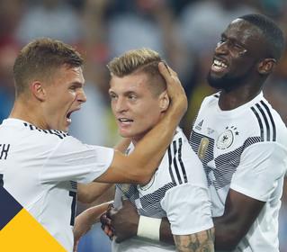 Uefa Nation League: Olanda - Germania
