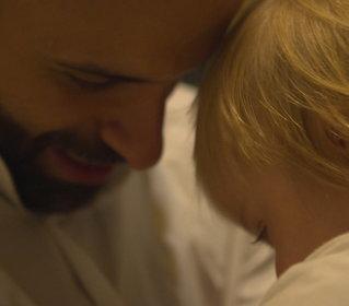 Le Iene: Alba e papà Luca