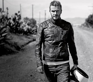 David Beckham - Into the wild